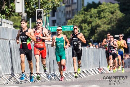 ITU Rio 2015 - Olympic Test Event  Post Race